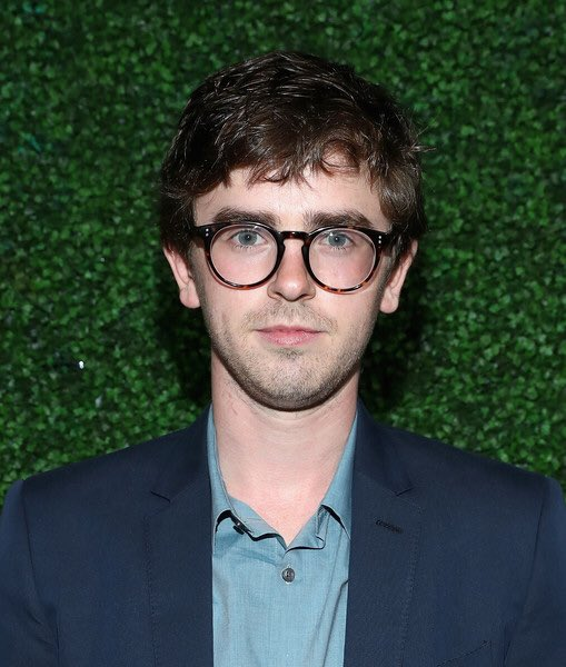 norman bates on twitter freddie highmore and gooddoctorabc cast
