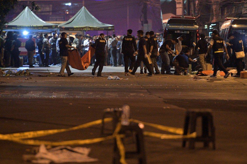 Estado Islâmico reivindica ataque em terminal de ônibus em Jacarta https://t.co/VfYWwyh1DS #G1