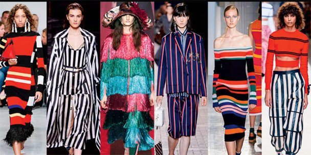 A complete guide to the season's top fashion trends. (So. Many. Stripes.) https://t.co/2aGXvfz9w0 https://t.co/bkgLsgmS4e