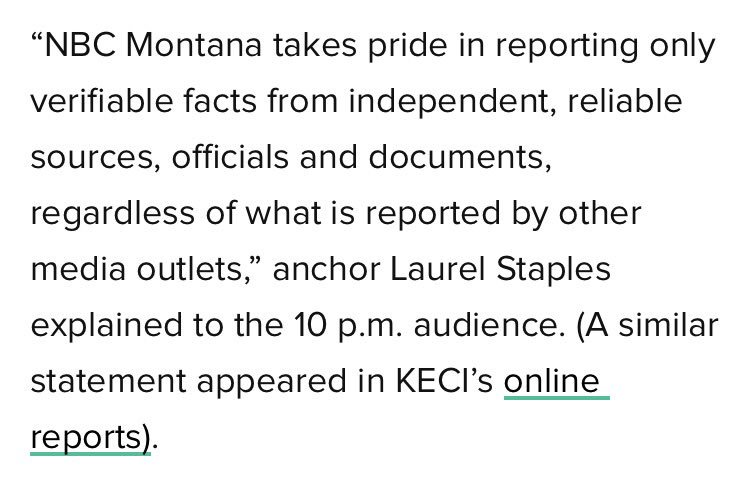 Whatever NBC Montana is, @Laurel_Staples1, it should not take pride in...