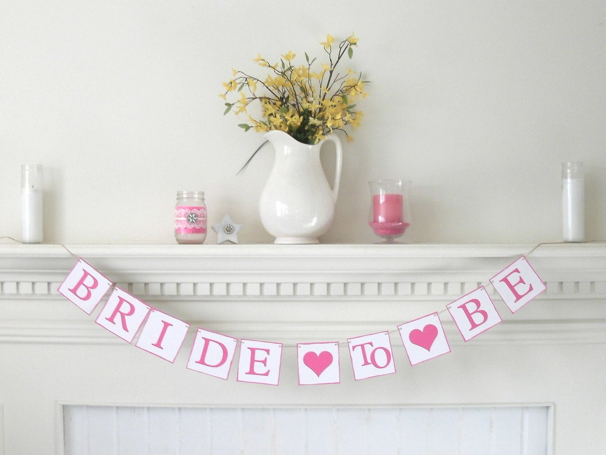 Bride to Be Banner all in pretty pink!  https://www. etsy.com/listing/504880 355/bride-to-be-banner-bachelorette-party?ref=shop_home_active_1 &nbsp; …  #etsychaching #bridetobe #bridalshower #engagedbanner #pinkbride #weddings<br>http://pic.twitter.com/RB9DyzJPez