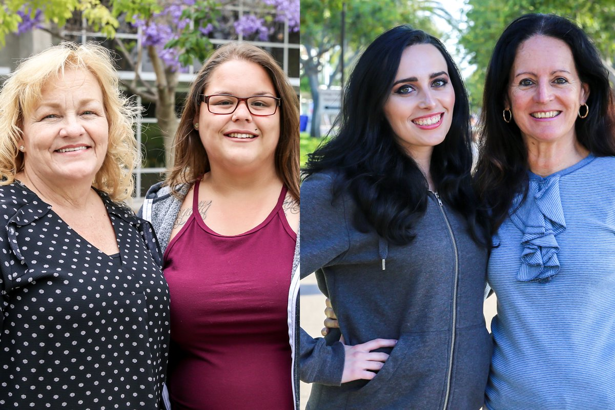 A record number of students will participate in Commencement, including two mother-daughter duos. #SWC2017👩‍🎓👩‍🎓https://t.co/sRFPE5cnDq https://t.co/lx5BOnvnUJ