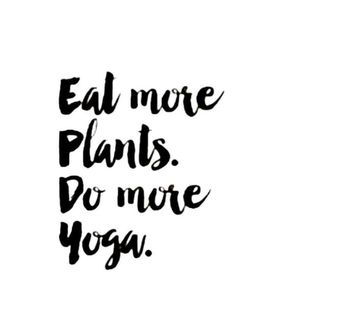 YEAH! #vegan #yoga https://t.co/4QeUplehYA