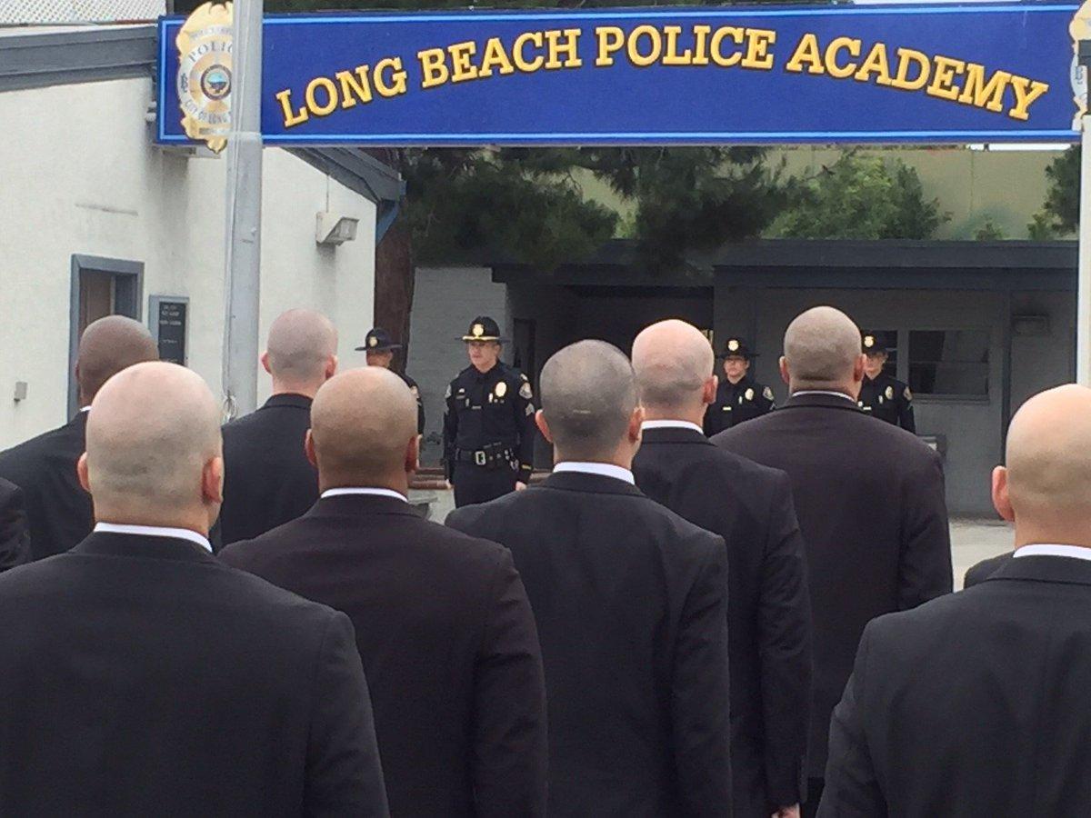 long beach police academy