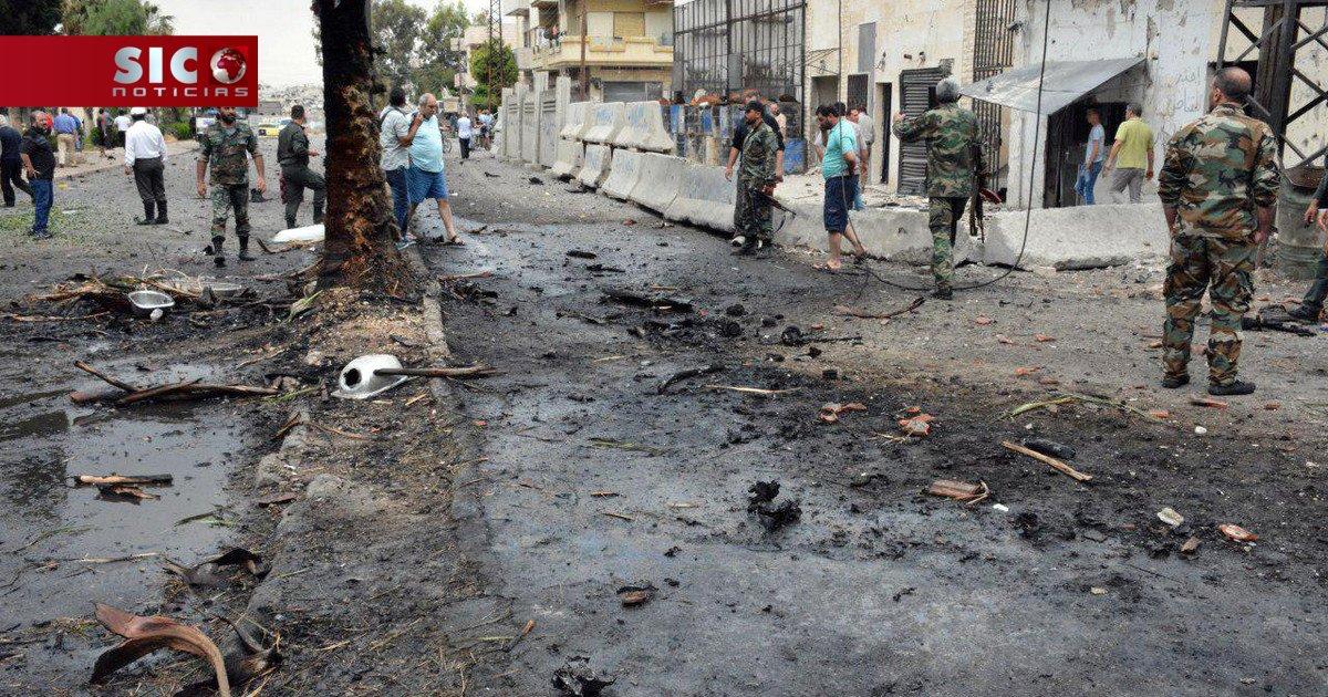 Ataques da coligação liderada pelos EUA fazem mais de 30 mortos na Sír...