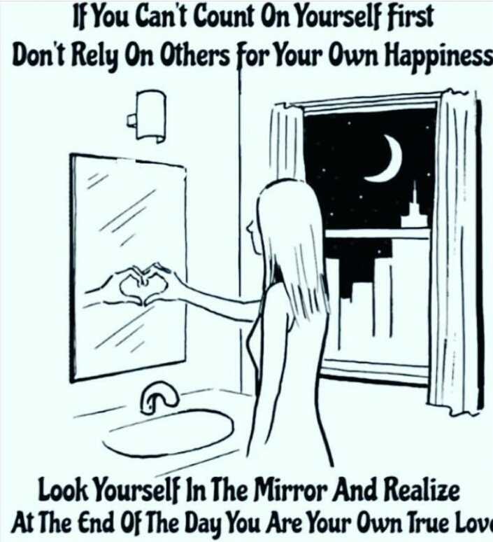 Be proud of yourself Good morning good people