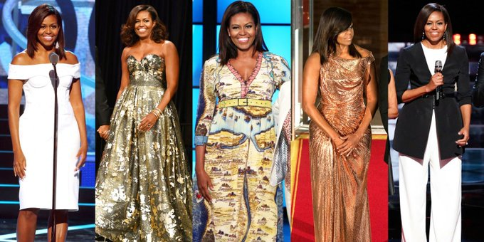 Best Looks: Michelle Obama