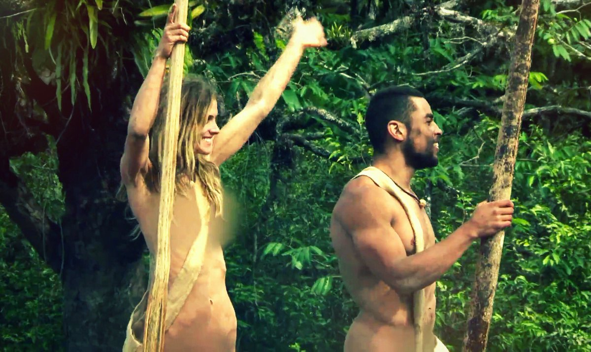 Creators of discovery show naked and afraid claim it is not exploitative