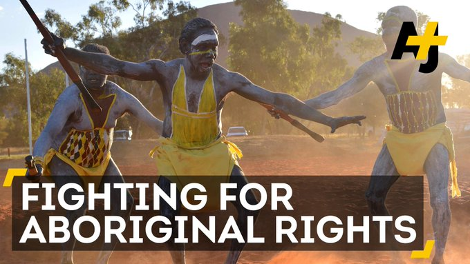 Aboriginals aren't officially recognized in Australia's constitution. These leaders are trying to change that.