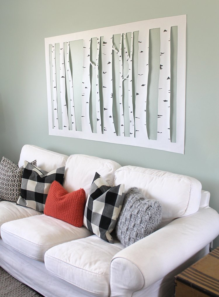 Giant wall art for $10?!   http://www. thecraftpatchblog.com/2016/09/large- inexpensive-diy-aspen-tree-wall.html &nbsp; …   #wallart #crafts #homedecor #diy <br>http://pic.twitter.com/wxtYmeufgC