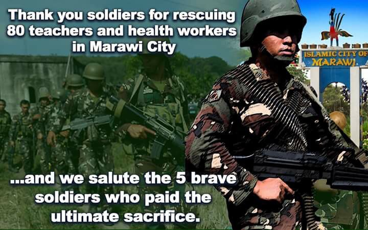 #SupportPHTroops #WeSupportMartialLaw #PRRDupliftingPH 🇵🇭 https://t.co/mP7MF4nzkg