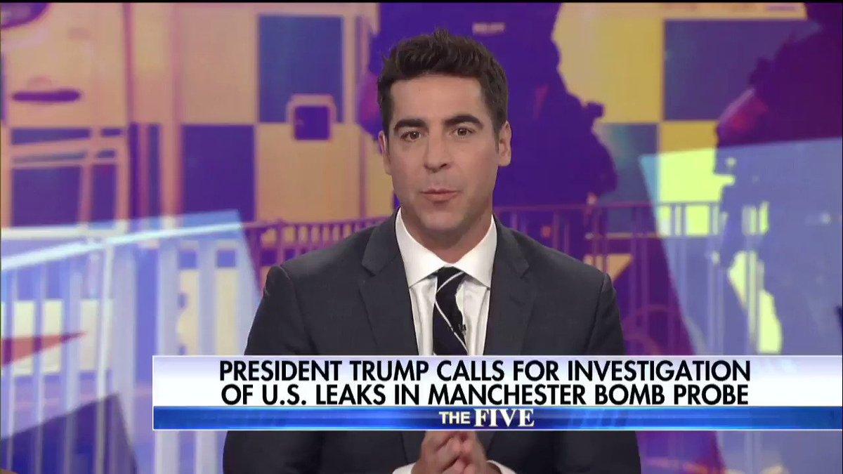 ".@jessebwatters on intel leaks: ""It doesn't make the United States look trustworthy."" #TheFive"