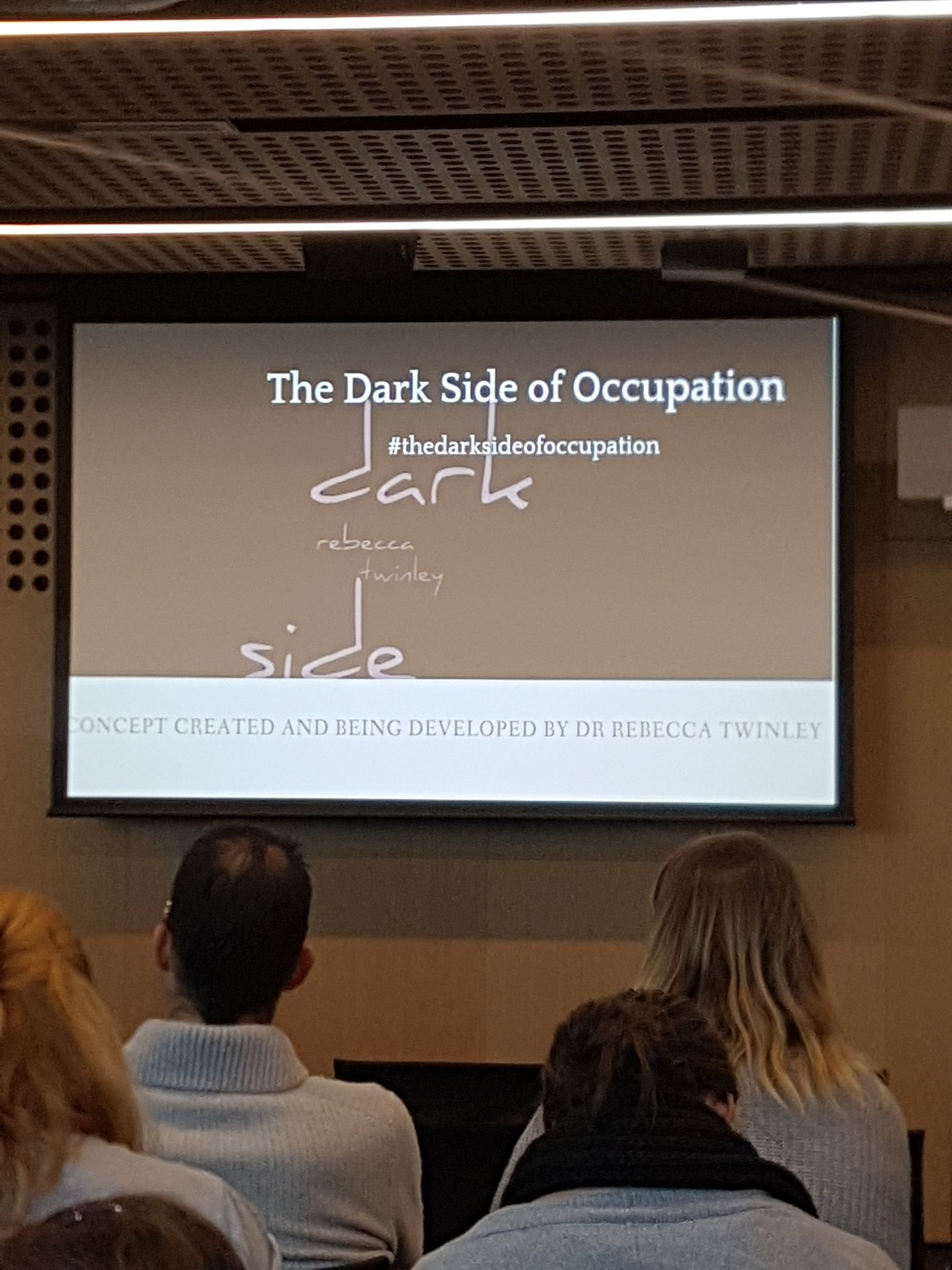 #mhotsymp2017 One of my favourite OT writers #thedarksideofoccupation https://t.co/F0vHrMcFEF