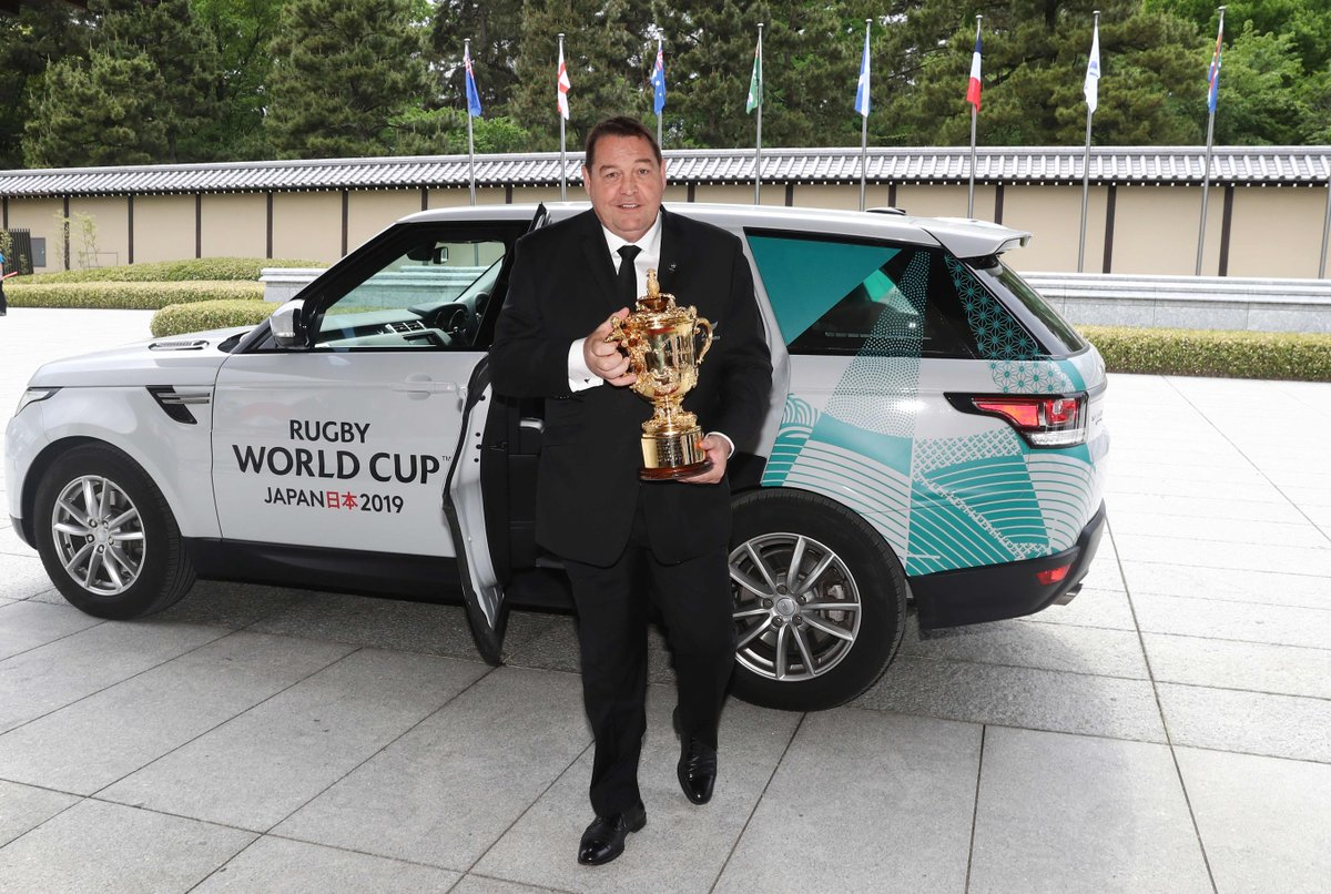 With new cup name and logo its time to go to work foxsports com -  Https Www Foxsports Com Au Rugby All Blacks Coach Steve Hansen Set To Quit After 2019 Rugby World Cup News Story C07d19aae66e68c61ddb3fb10f7d9d24