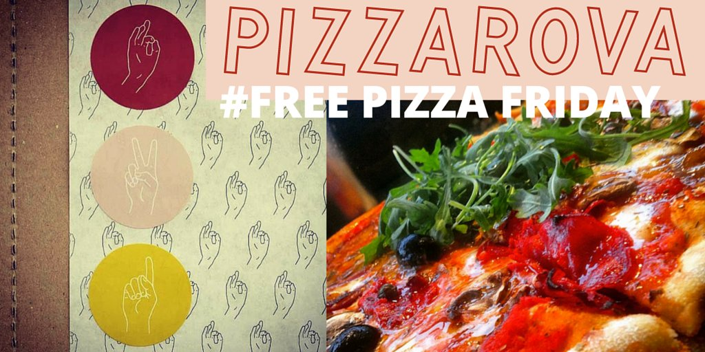 Happy #FreePizzaFriday! RT to #win a #pizza to collect from us any night this weekend! <br>http://pic.twitter.com/QNHj0ctVDA