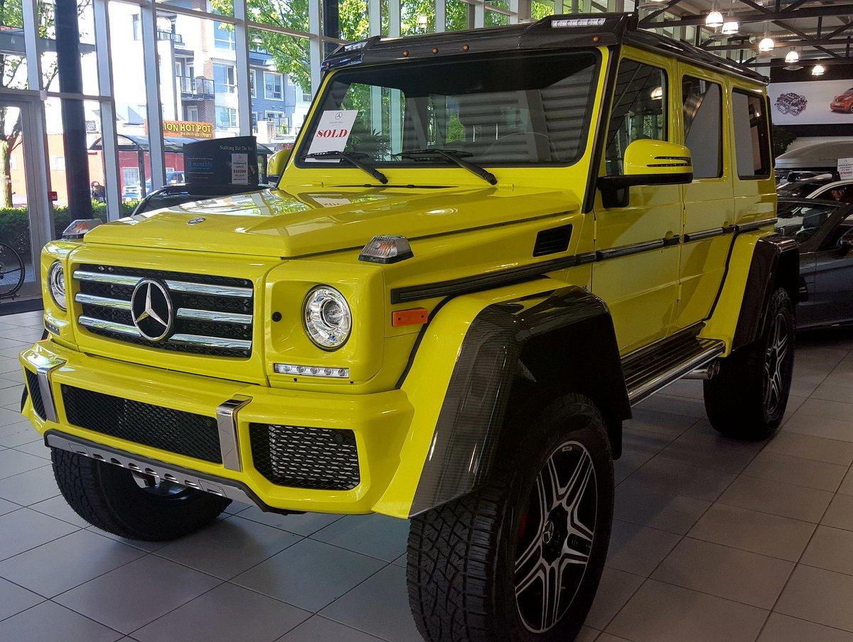 Mercedes Benz North Vancouver ~ Hina Easton