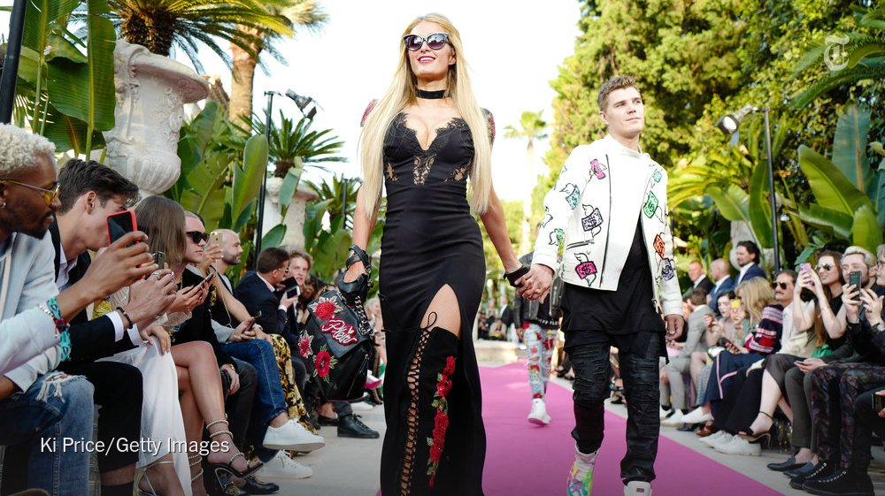The Cannes red carpet had nothing on the @philipp_plein cruise collection. https://t.co/NWuhHpDcFG https://t.co/D6qupSfgfx