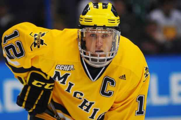 cheap for discount afcdc 678d9 Michigan Hockey on Twitter: