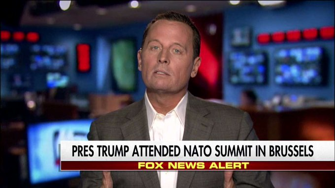 .@RichardGrenell: 'Every single country enforces its own immigration laws...Sometimes the U.S. is the only country that gets criticized.'