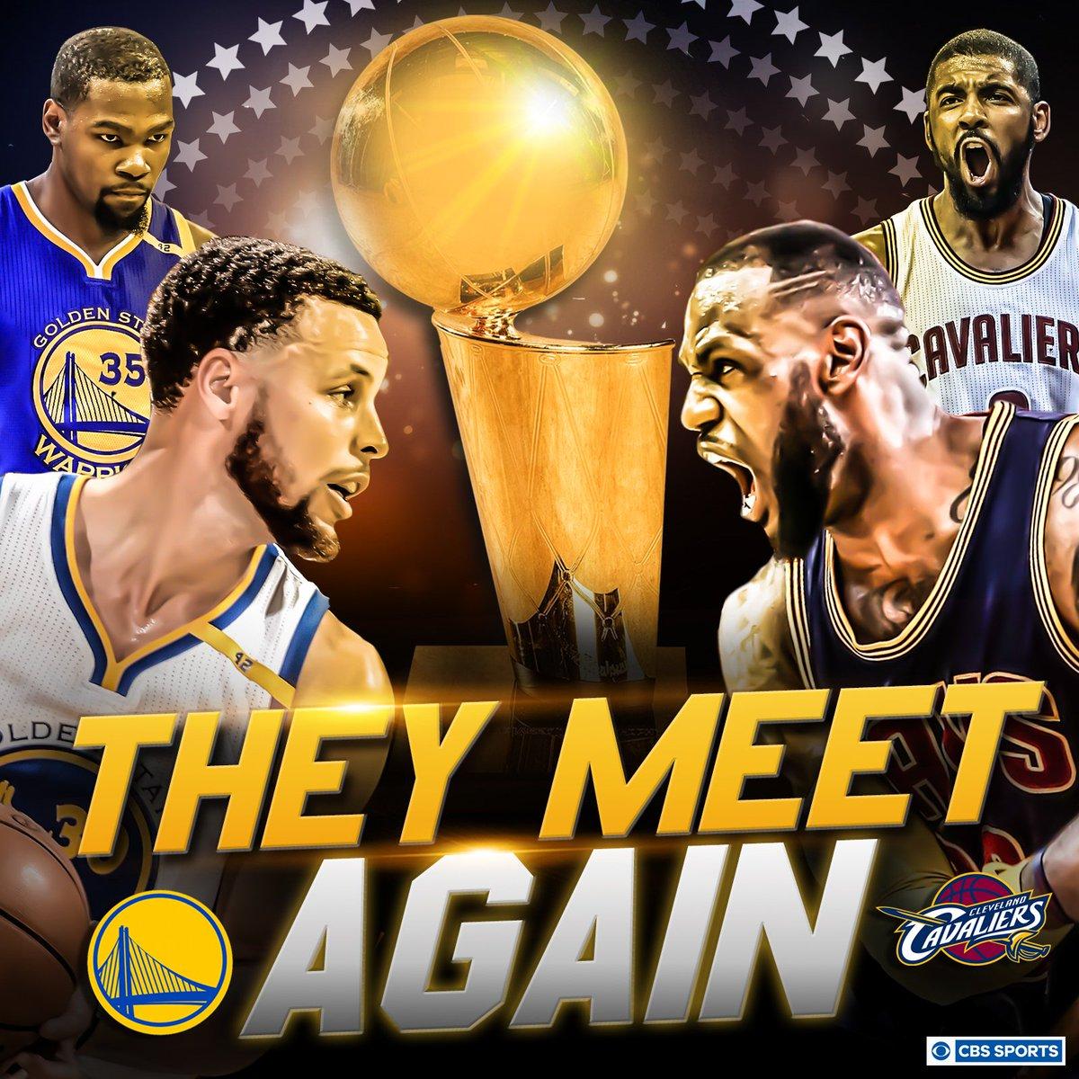 [Official NBA Finals Thread] Golden State Warriors Vs