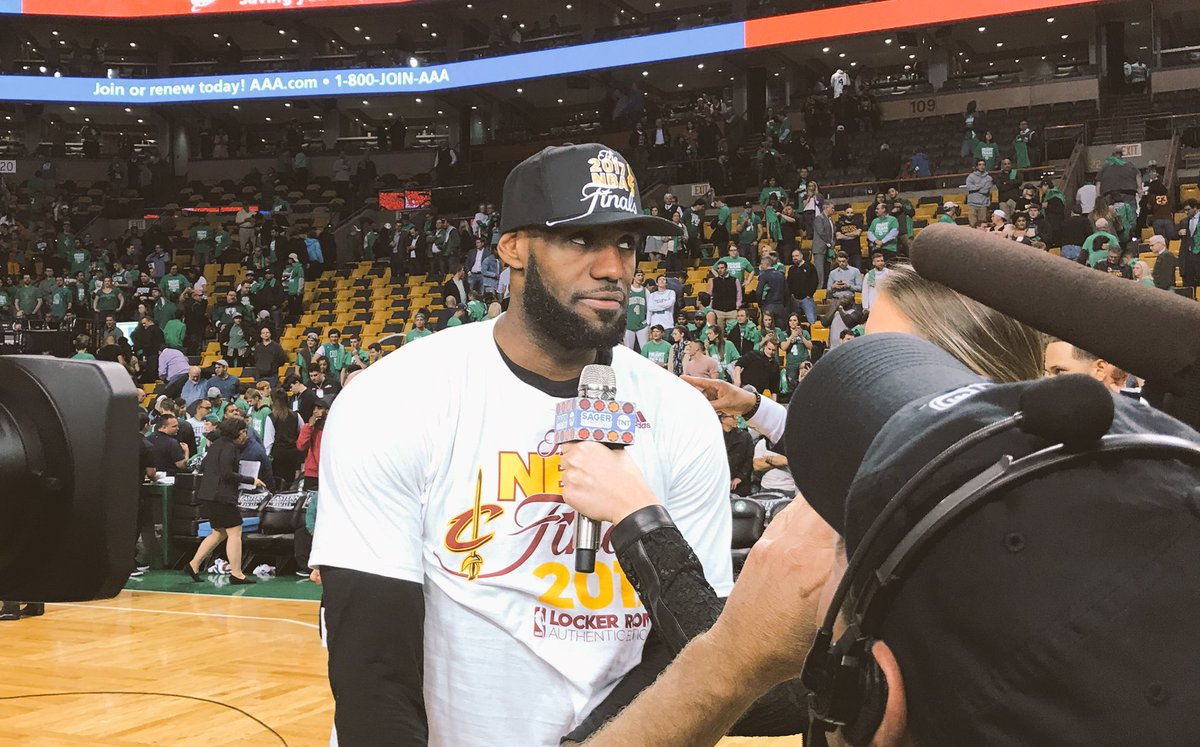#NBAFinals fitted. #DefendTheLand https://t.co/CRzvsWXsDf