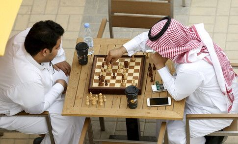 Is there a link between chess and intelligence? wef.ch/2qgvq7g #education