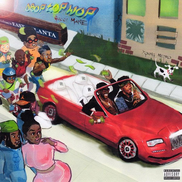 Gucci Mane's album #DropTopWop is here featuring Offset, 2 Chainz, & Rick Ross. Stream it now: https://t.co/eW1OdkB3vm