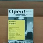 We are ready for Open! nGons Studio for #STUDIAPERTI