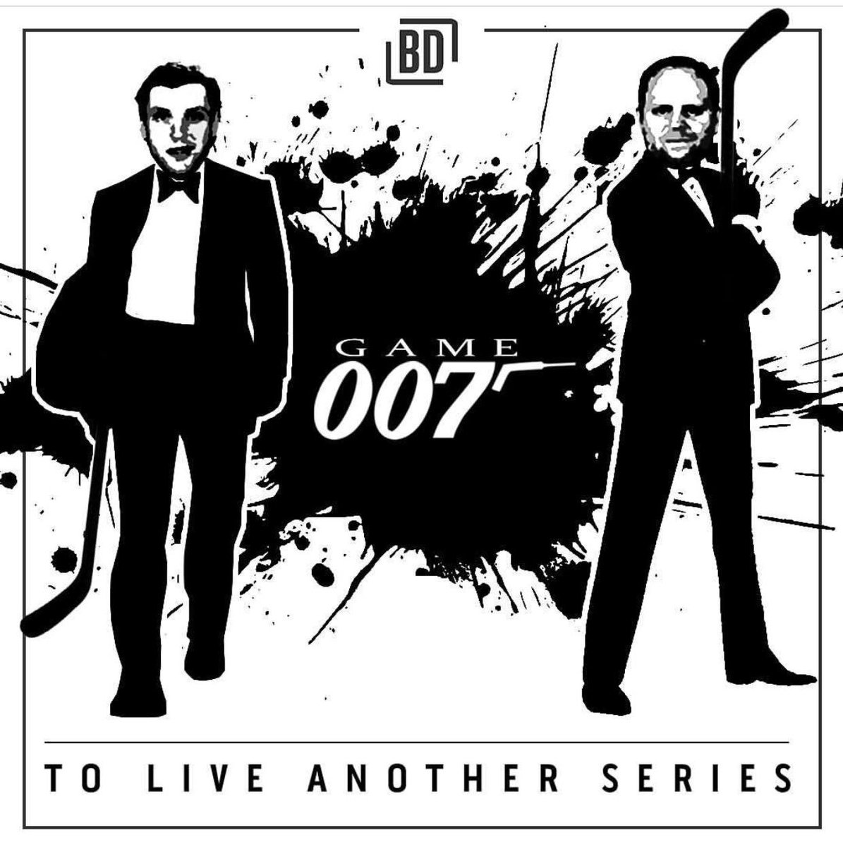 Double OT Game 7.  Also known as 007   #OTTvsPIT https://t.co/zozHMX9d...