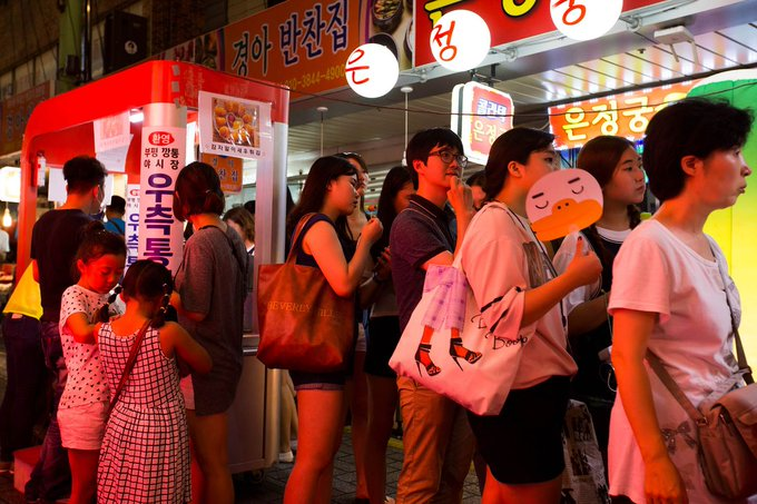 South Korean consumer confidence soars on Moon's election victory https://t.co/FHoBkvalZC