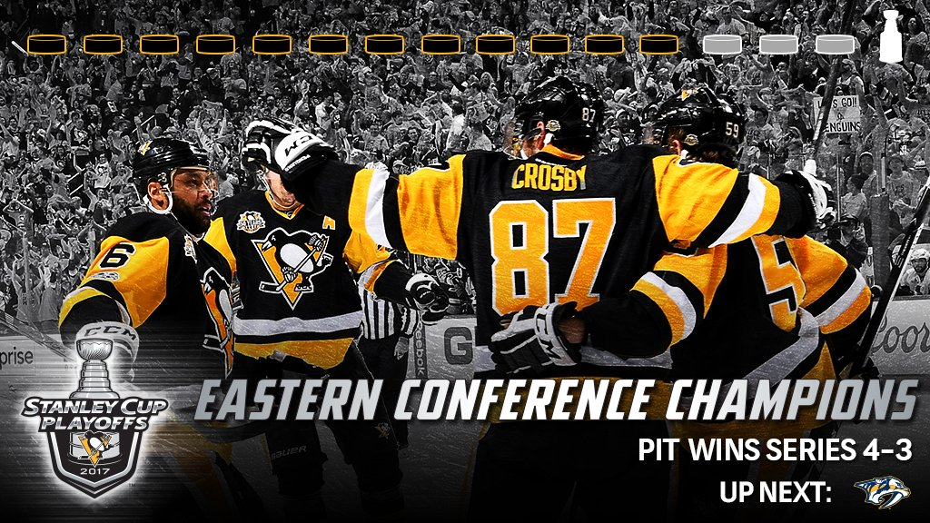 The @penguins are returning to the #StanleyCup Final! https://t.co/KFk...
