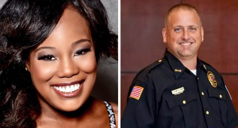 'You black b*tch!': Miss Black Texas alleges cops arrested her after she was victim of chief's 'road rage' https://t.co/j1kgjGKyBg