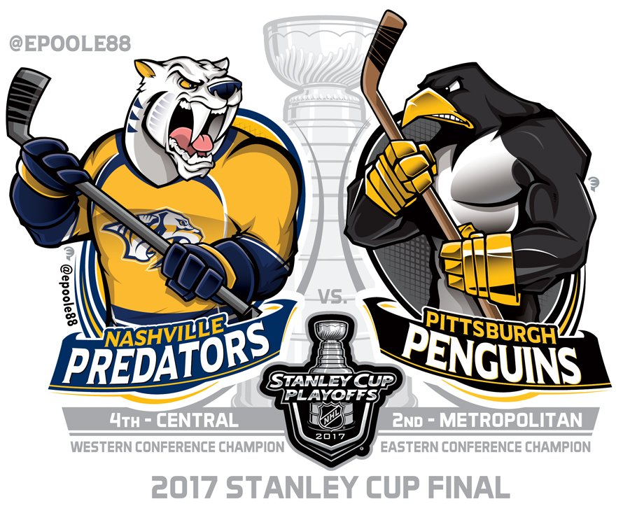 Eric Poole On Twitter Quot 2017 Stanleycup Predsnhl V