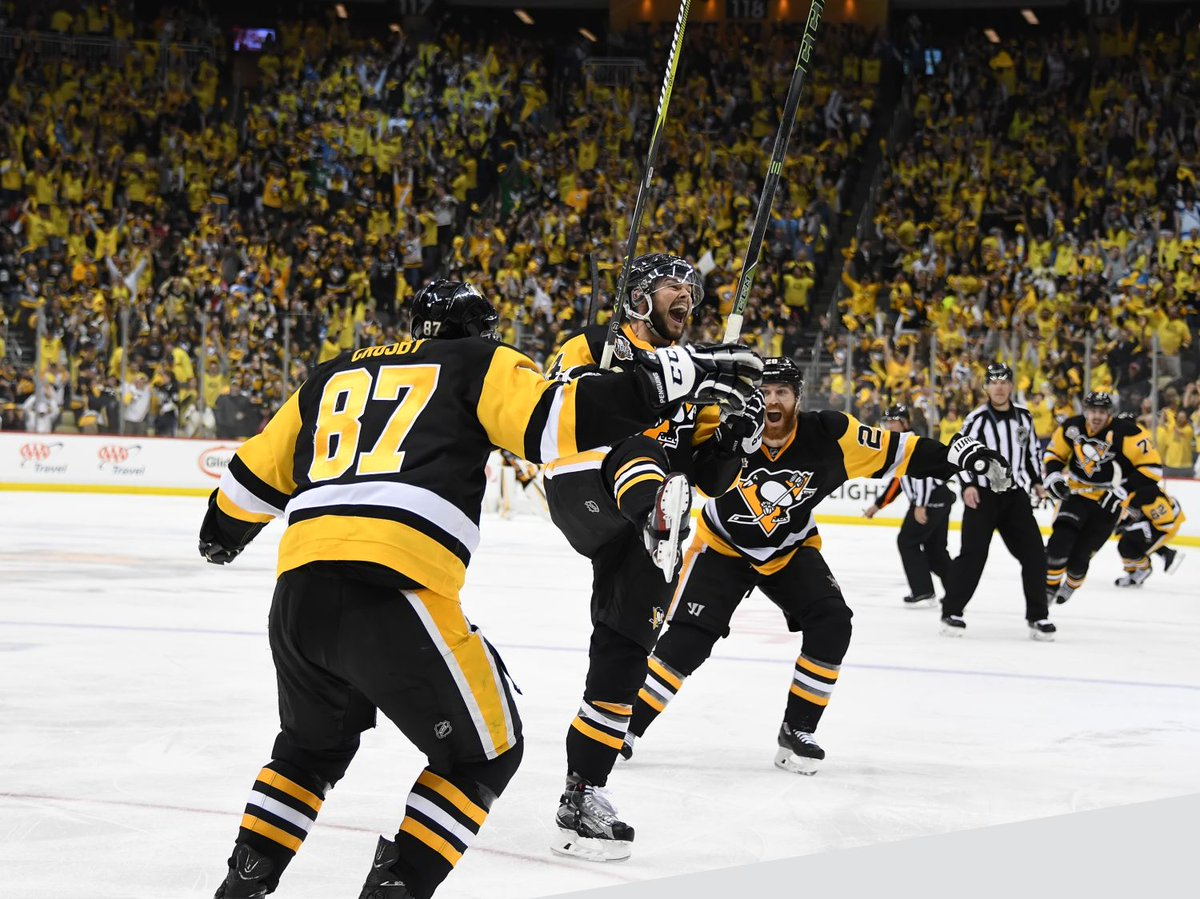 Chris Kunitz sends Penguins to Stanley Cup with Game 7 double-OT winne...