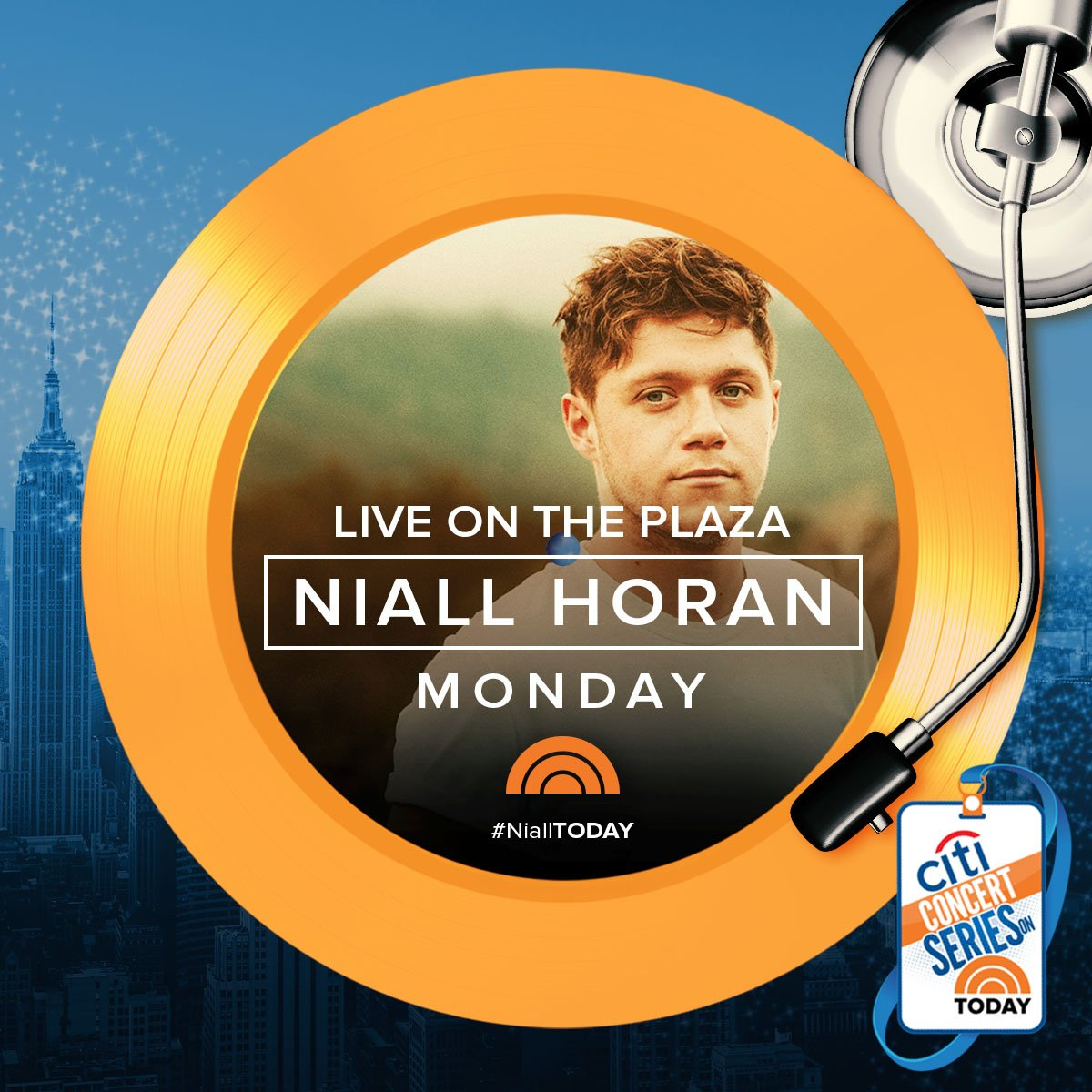 Can't wait to perform on @TODAYshow on Monday . Hope to see all you lovely people there