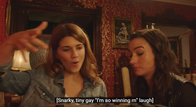 carmilla series on twitter a wise vampire once said always watch