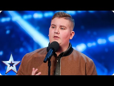 #Golden #Buzzer act Kyle #Tomlinson proves #David wrong | Auditions Week 6| Britain's #Got #Talent #2017  http:// sharewww.com/kbiCQ  &nbsp;  <br>http://pic.twitter.com/OIc26Hzde0