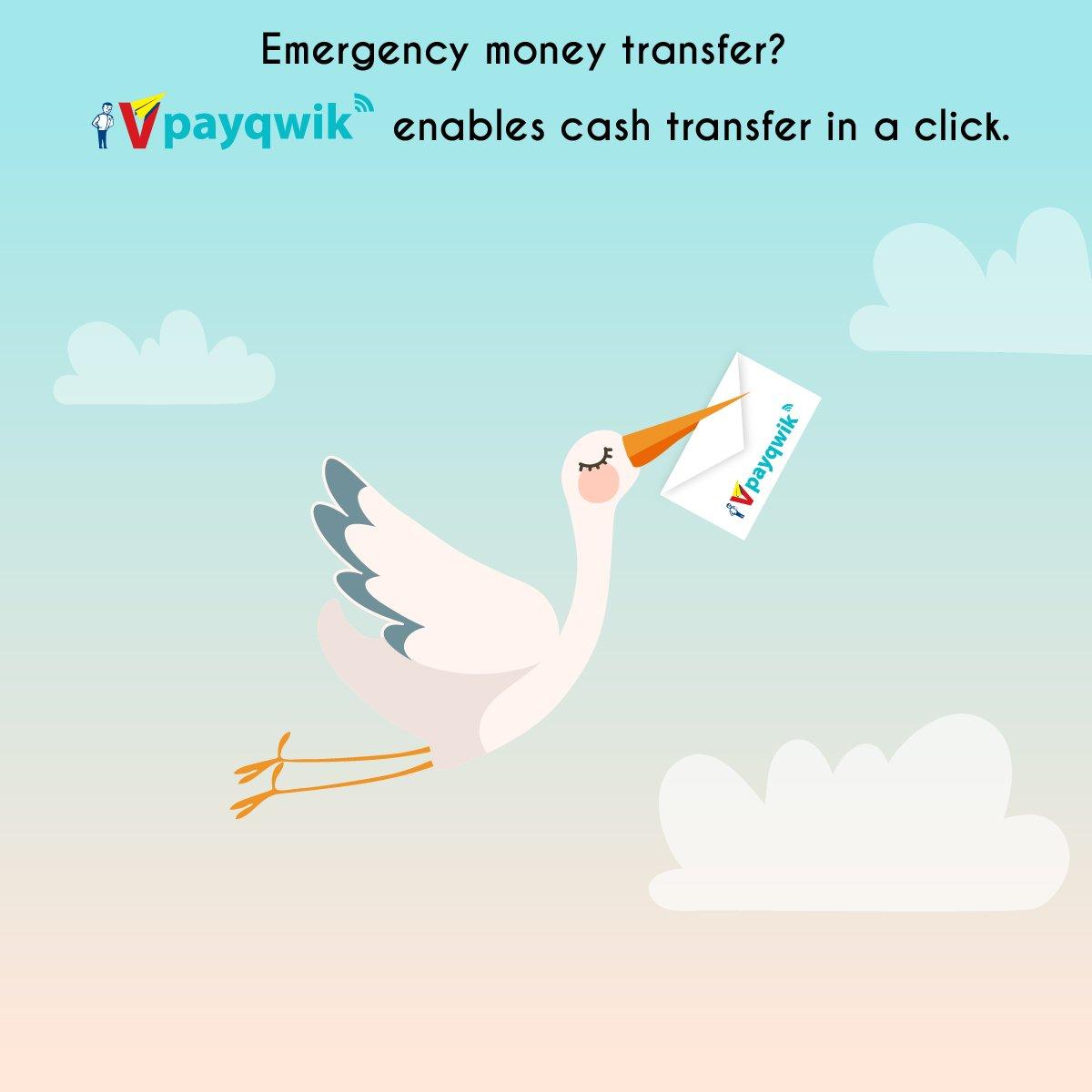 Transfer money where ever... whenever with VPayQwik! #DigitalWallet #MoneyTransfer #GoCashless #DigitalIndia<br>http://pic.twitter.com/rwj93qCDpC
