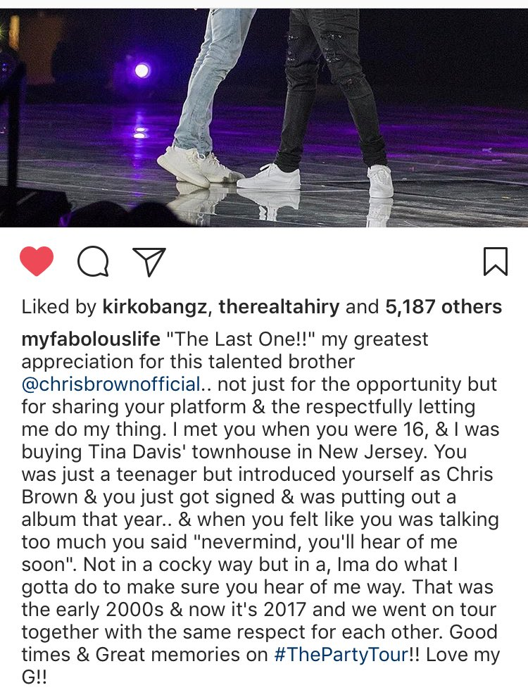 FABOLOUS had some nice words for Chris Brown. Notice how all the people who know CB personally, always say the same things about him. #REAL <br>http://pic.twitter.com/3hqanSVqYr