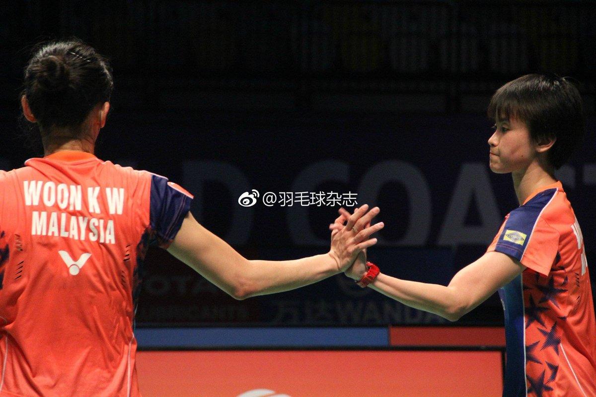 """IG BadmintonNow on Twitter """"Vivian Hoo Woon Khe Wei Cr Pict"""