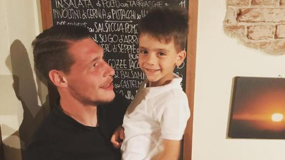 """Bonucci jr. incontra Belotti: """"Stasera si che mi sono divertito"""" - https://t.co/x1H2IKlwIy #blogsicilianotizie #todaysport"""