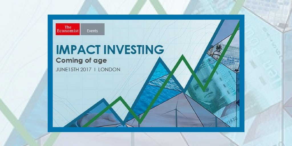 The coming of Age: #impactinvesting summit @EconomistEvents w/ @rodneyschwartz 15 June  http:// ow.ly/MgyN30bKenc  &nbsp;   #EconImpact #impinv <br>http://pic.twitter.com/izBEfSjyZN