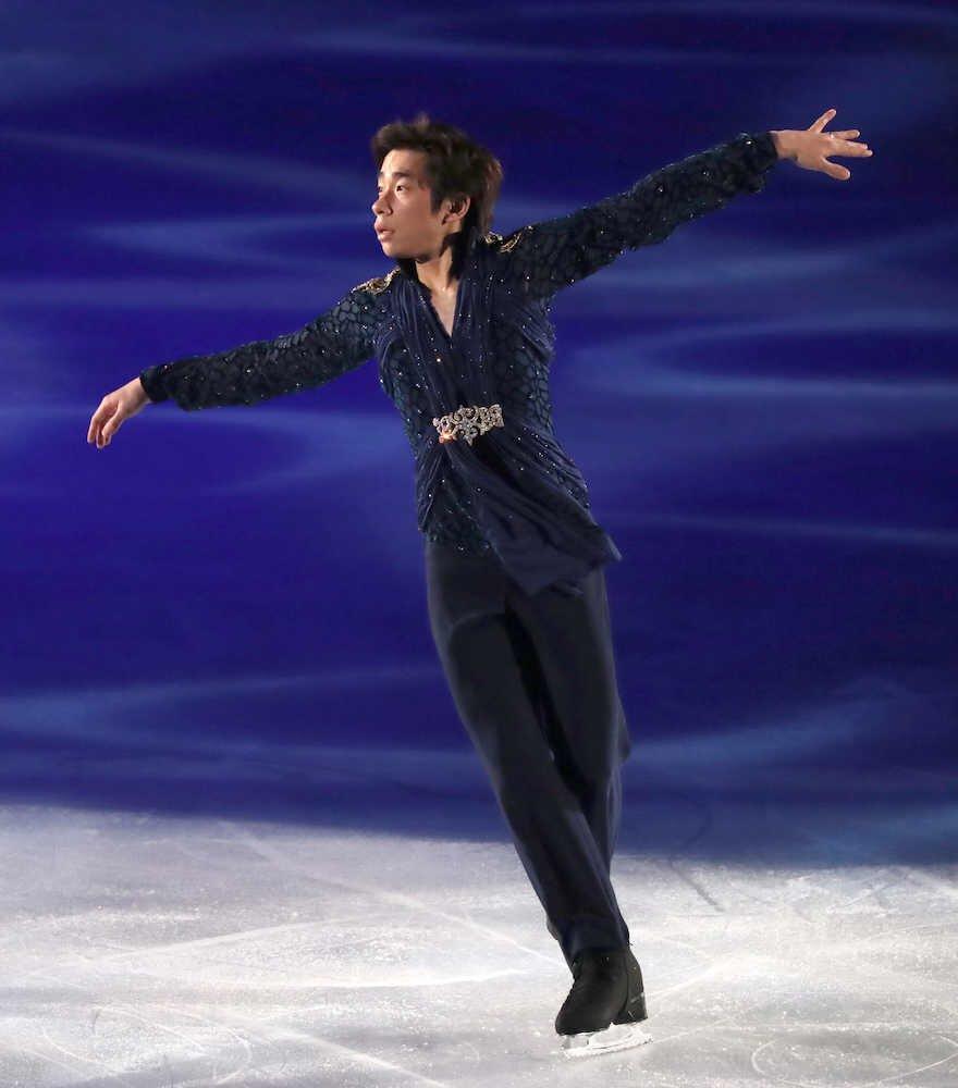 【写真特集】羽生らがアイスショーに出演 ― スポニチ Sponichi Annex スポーツ