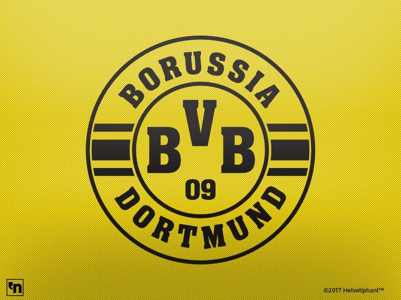 Refreshed #logo for German top team @BVB Dortmund #dribbble  https:// dribbble.com/shots/3525331- BVB-Refreshed-additional-vers &nbsp; …  #Bundesliga #football #Sport<br>http://pic.twitter.com/JDh5v3mY2x