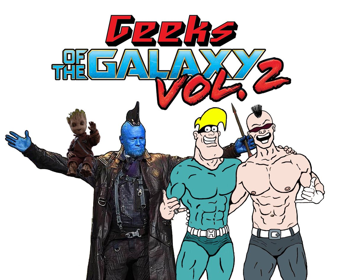 Funny new GoTGv2 review episode!DL @ iTunes or wherever u get your pod on. We are Groot. #podernfamily #subscribe #poscast #geek #nerd <br>http://pic.twitter.com/pa5LneaEp8