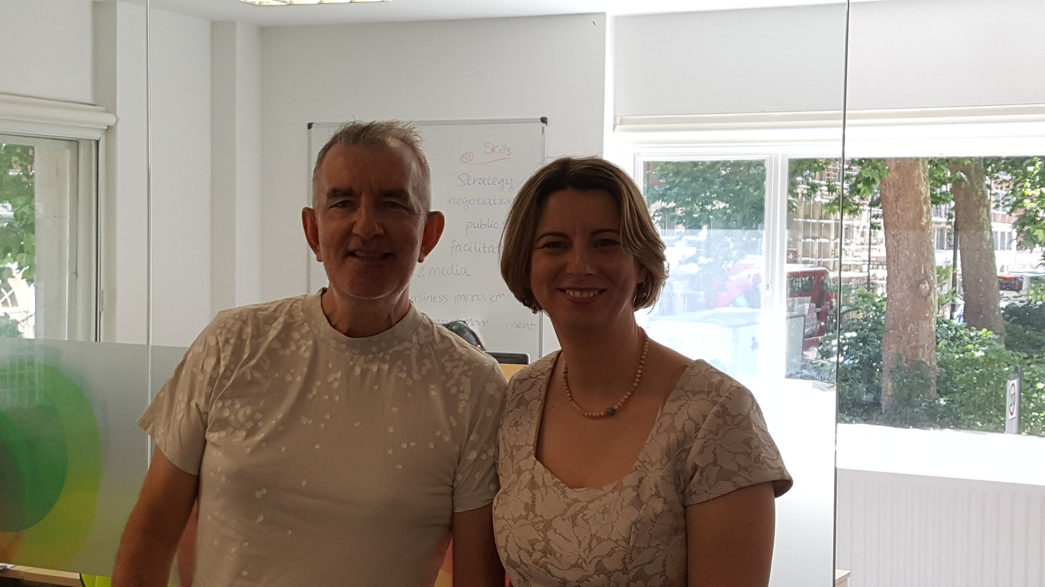 Your hosts are ready. Join us at midday for 'what makes a good research environment' #whywedoresearch https://t.co/5Enl1T1L8b