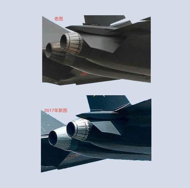 المقاتلة الصينية J-20 Mighty Dragon المولود غير الشرعي - صفحة 3 DAv15N0UAAAfTba