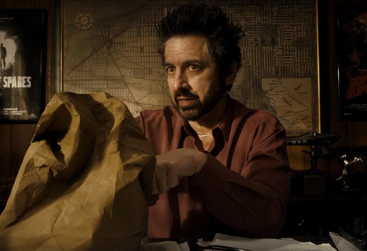Watch the first trailer for Chris O'Dowd and Ray Romano's #GetShorty s...