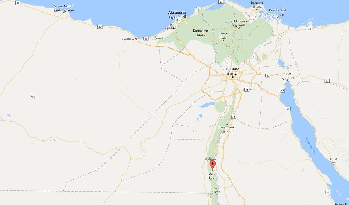 AMPLIAMOS. Aumentan a 35 los muertos en el ataque a cristianos en Egip...