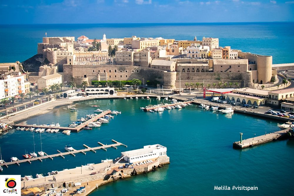 The harbour: best place to enjoy #Melilla, a wonderful #city. @MelillaTurismo<br>http://pic.twitter.com/pwlM60jMVs